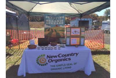Jillian Lowery, New Country Organics Farm and Garden Consultant, Educator