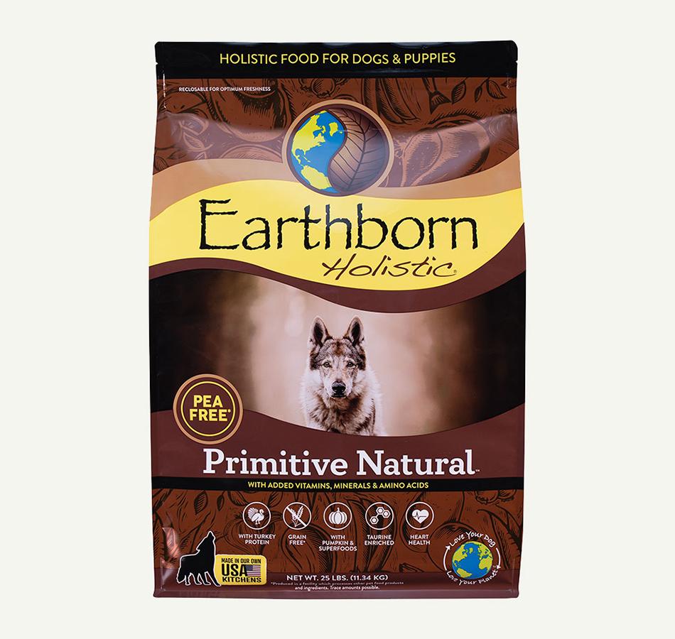 Earthborn Primitive Natural Dog Food, 25lb