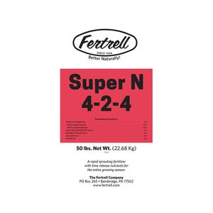 Super N 4-2-4 Fertilizer, 50 LBs