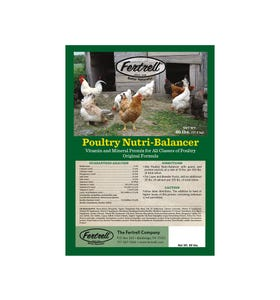 Poultry Nutri-Balancer, 60 LBs