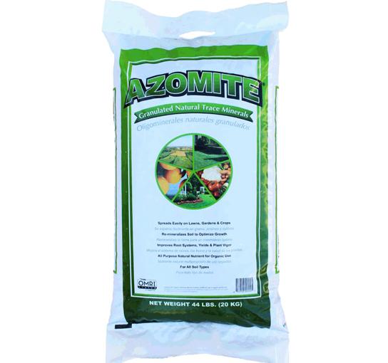Azomite Granular, 44 LBs