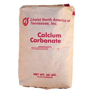Calcium Carbonate, 50 LBs
