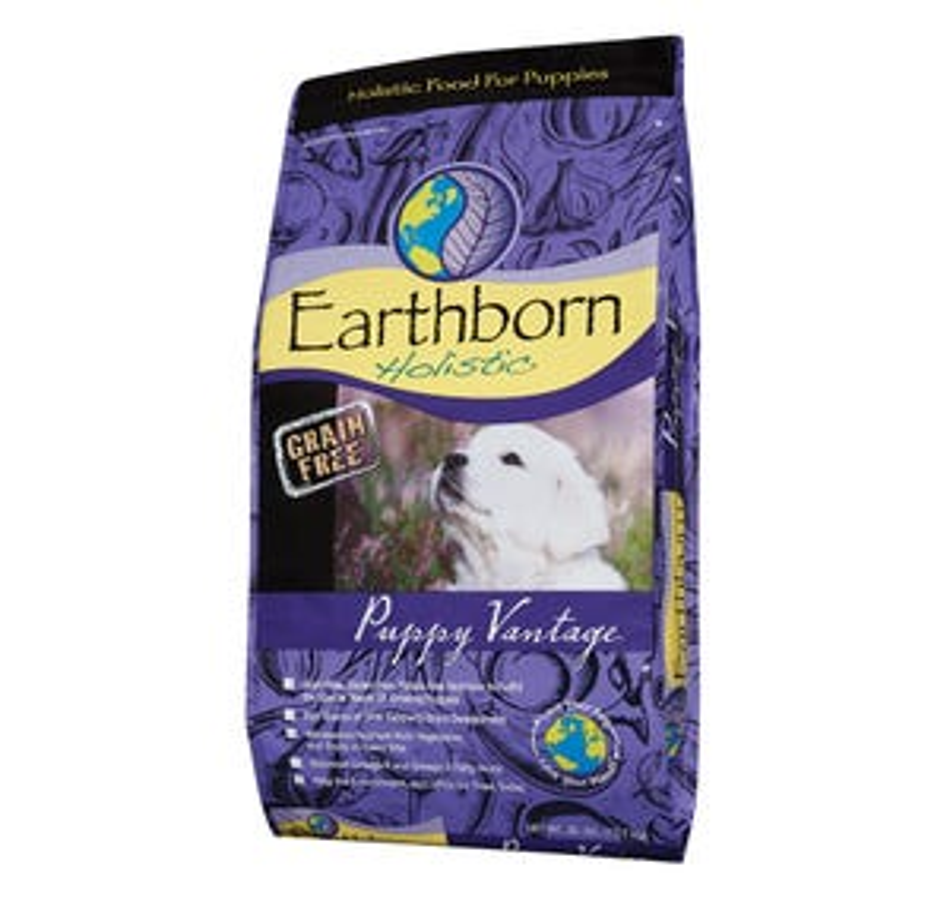 Earthborn Puppy Vantage, 28lb