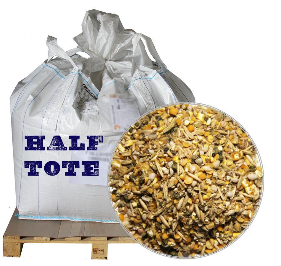 Grower/Broiler Feed, 1,000 LB Tote