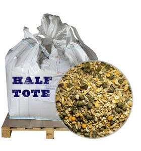 Goat Feed, 1,000 LB Tote