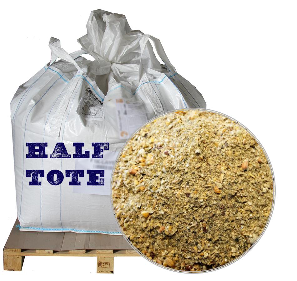 Corn-Free Starter Feed, 1,000 LB Tote