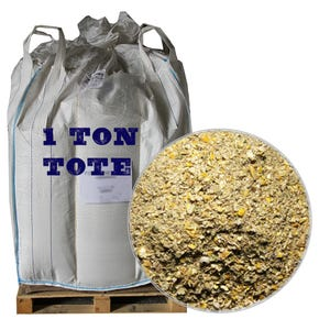 Swine Feed - 16%, 2,000 LB Tote