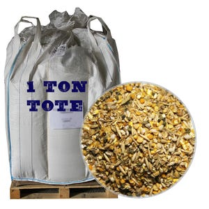 Grower/Broiler Feed, 2,000 LB Tote