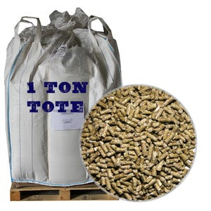 Corn-Free Layer Pellets, 2,000 LB Tote