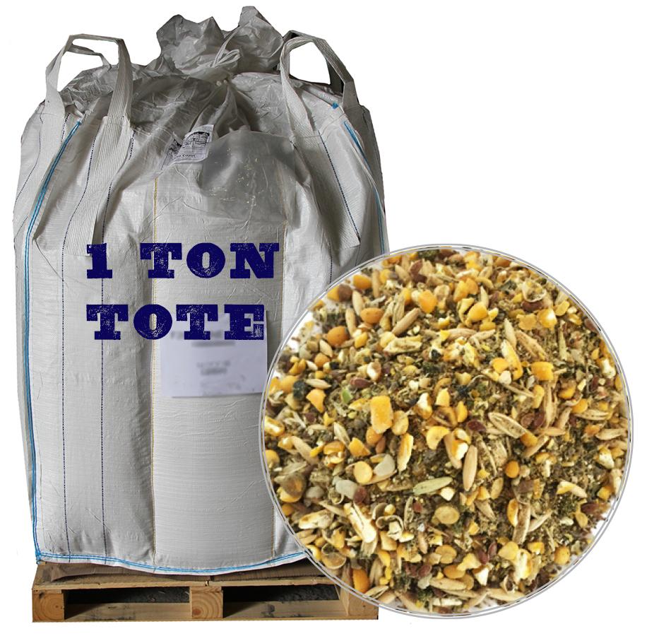 Wheat-Free Layer Feed, 2,000 LBs