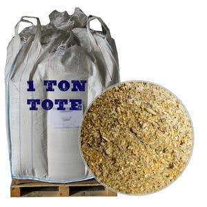 Starter Feed, 2,000 LB Tote