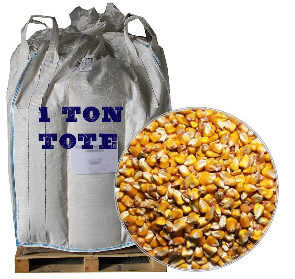 Corn, Unmilled, 2,000 LB Tote