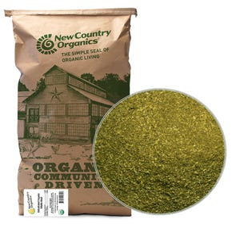 Alfalfa Meal, 50 LBs