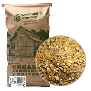Duck Layer Feed, 50 LBs