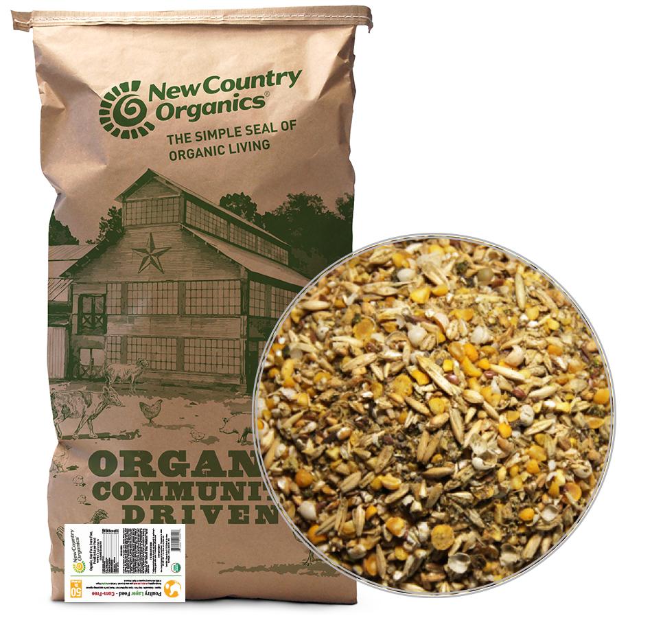 Corn-Free Layer Feed, 50 LBs
