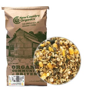 Unmilled Classic Layer Feed, 50 LBs
