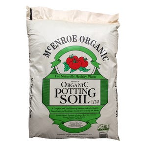 McEnroe Organic Potting Soil, 35 LBs
