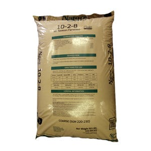 Nature Safe 10-2-8 Fertilizer, 50 LBs