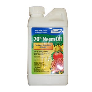 Monterey 70% Neem Oil, 1 Pint