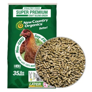Corn-Free Layer Pellets, 35 LBs
