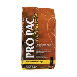Pro Pac Ultimates Large Breed Adult Dog Food, 28 lb