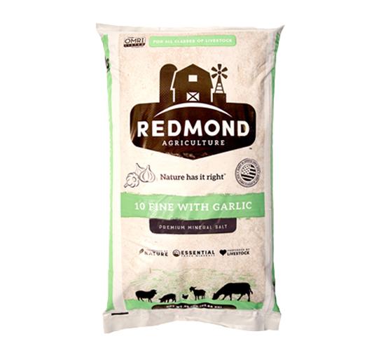 Redmond 10 Fine with Garlic