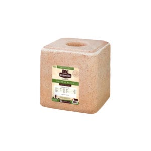 Redmond Natural Trace Mineral Salt, 44 LB Block