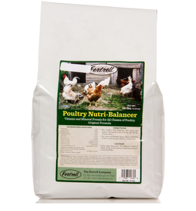 Poultry Nutri-Balancer, 10 LBs