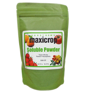 Ohrstrom's Maxicrop Soluble Seaweed Powder, 10.7 OZs