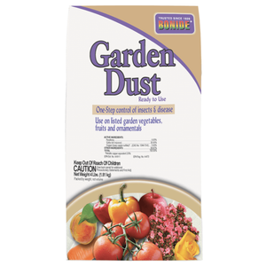 Bonide Garden Dust, Ready to Use, 4 LBs