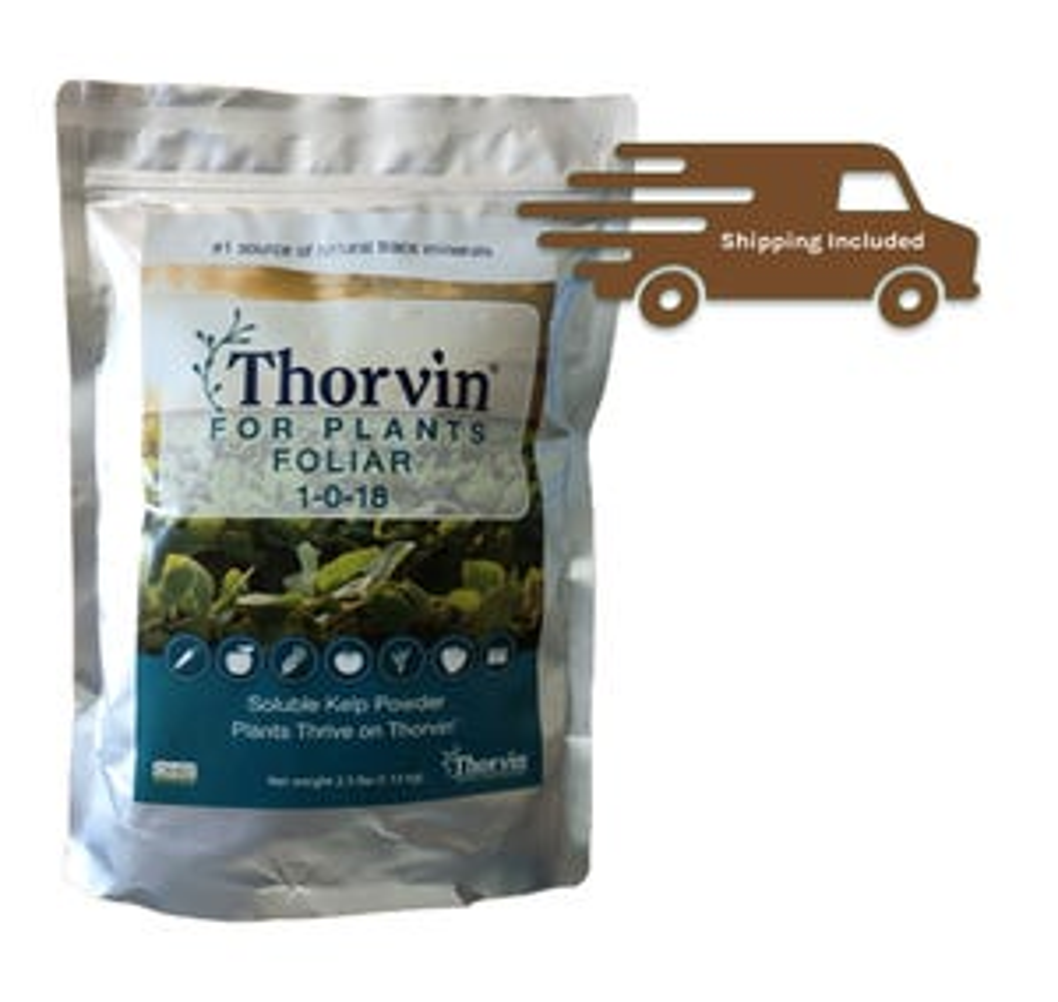 Thorvin Foliar Kelp, 2.5lb