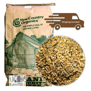 Grower/Broiler Feed, 25 LBs