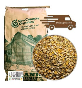 Corn-Free Layer Feed, 25 LBs