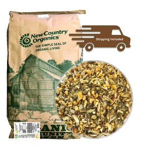 Wheat-Free Layer Feed, 25 LBs