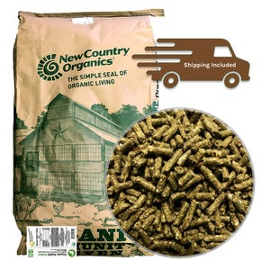 Rabbit Pellets, 25 LBs