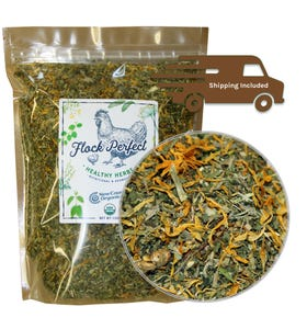 Flock Perfect Healthy Herbs, 12 OZs