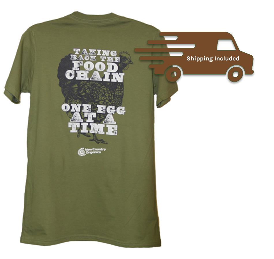 Branded T-Shirt, Medium
