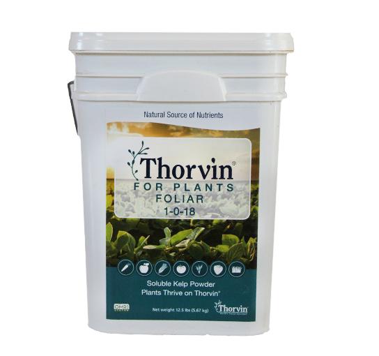 Thorvin Foliar Kelp, 12.5lb